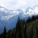 Mountain Majesty by aussiedi