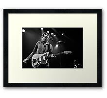 David Kitt: The Big Romance Framed Print