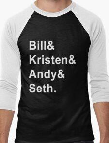 """SNL """"Show-Stealers"""" Jetset Tee Men's Baseball ¾ T-Shirt"""