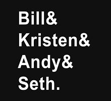 "SNL ""Show-Stealers"" Jetset Tee Unisex T-Shirt"