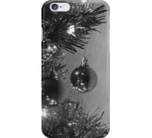 Baubles on Christmas Tree iPhone Case/Skin