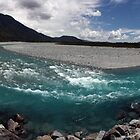 Whataroa River by Mark Bird
