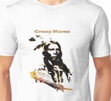 Crazy Horse T-Shirt Unisex T-Shirt