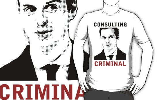 Consulting Criminal by plasticdoughnut