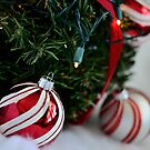 Candy Cane Balls by Christopher Gaines