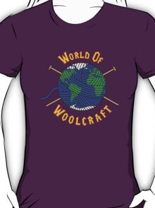 World Of Woolcraft T-Shirt