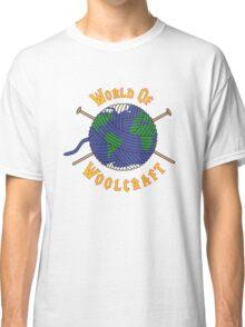 World Of Woolcraft Classic T-Shirt