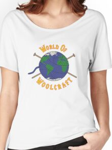 World Of Woolcraft Women's Relaxed Fit T-Shirt