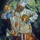 Rosemary And The Cook by Michael  Gunterman