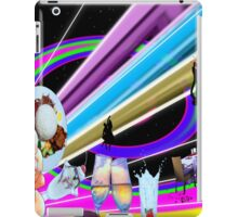Family Dinner and Fun time iPad Case/Skin