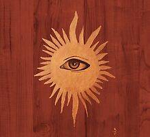 Eye of Providence by RayaMor