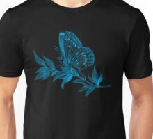 Gazing Butterfly Unisex T-Shirt