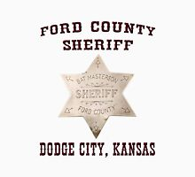 Ford County Sheriff Unisex T-Shirt