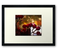 'Tis the Season Framed Print