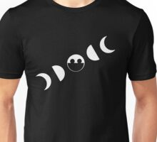 The Happy Cycle of The Moon Unisex T-Shirt