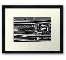 "Chrysler ""New Yorker"" Framed Print"