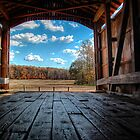 Covered Bridge by finina