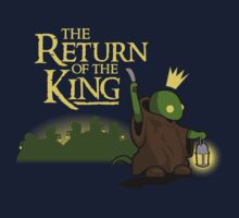 Return of the King Kids Clothes