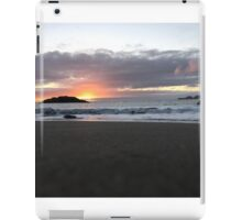 San Francisco Cove Sunset iPad Case/Skin