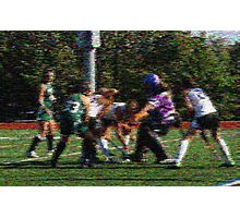 100511 070  expressionist field hockey Photographic Print