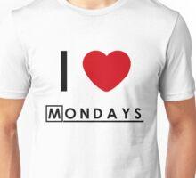 I Love Mondays- House T-Shirt