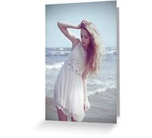 Serenity Greeting Card