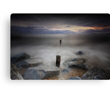 Rising Tide - Youghal Co. Cork Canvas Print