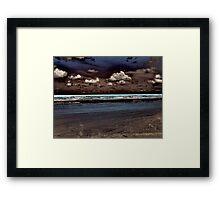 Surrealistic Seascape V Framed Print