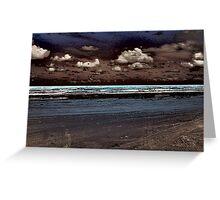 Surrealistic Seascape V Greeting Card