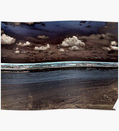 Surrealistic Seascape V Poster