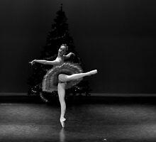 Ballerina 2 by Alfredo Estrella