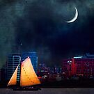 Sailing at Night by Mary Ann Reilly