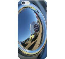 MG Hubcap iPhone Case/Skin
