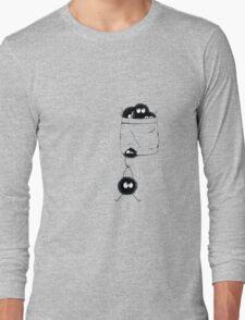 Pocket dust Long Sleeve T-Shirt