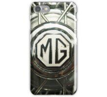 MG Wheel 2 iPhone Case/Skin