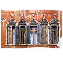 windows of Venice 2 Poster
