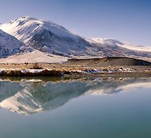 Ahuriri Valley Panoramic by Paul Mercer