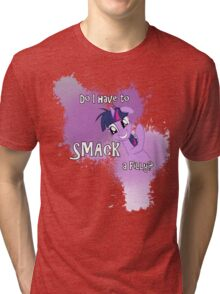 Smack a Filly Tri-blend T-Shirt