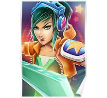 Arcade Riven Poster