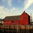 Rockport, MA Motif #1 by Michelle Callahan