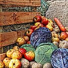Market Day  by Selina Ryles
