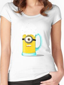Beerions Women's Fitted Scoop T-Shirt