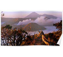 Mount Bromo Poster