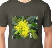 Golden Panda Australian Native Plant. Unisex T-Shirt