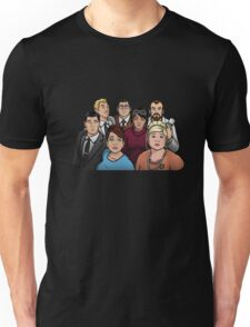 Spy town Unisex T-Shirt