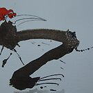 SantaCrow by leunig