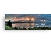 Elevated - Long Reef Basin Canvas Print