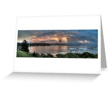 Elevated - Long Reef Basin Greeting Card