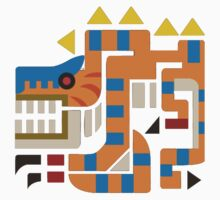 Tigrex Icon by Geckoface