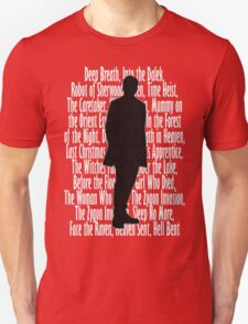 12th Doctor T-Shirt